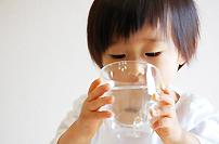 赤ちゃんにも安心の天然水
